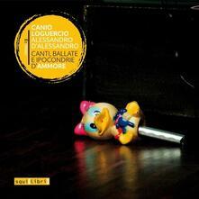 Lpgcsostenible.es Canti, ballate e ipocondrie d'ammore. Con CD-Audio Image
