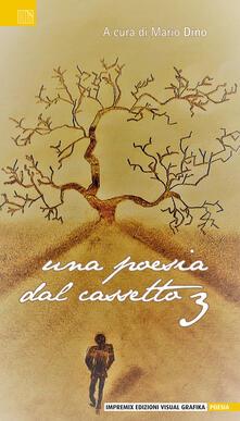 Una poesia dal cassetto. Vol. 3 - copertina