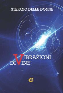 Vibrazioni divine - Stefano Delle Donne - copertina