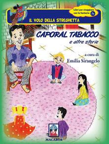 Caporal Tabacco e altre storie - copertina