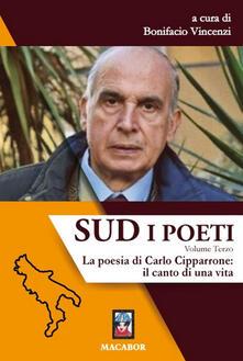 Sud. I poeti. Vol. 3 - copertina