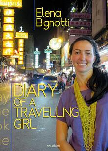 Diary of a travelling girl - Elena Bignotti - copertina