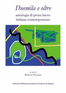 Tegliowinterrun.it Duemila e oltre. Antologia di prosa breve italiana contemporanea Image