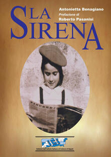 Writersfactory.it La sirena. Ediz. italiana e inglese Image