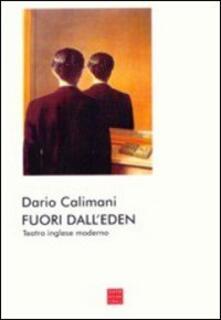 Letterarioprimopiano.it Fuori dall'eden. Teatro inglese moderno Image