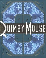 Libro Quimby the mouse Chris Ware