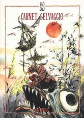 Libro Carnet selvaggio Dao Zao