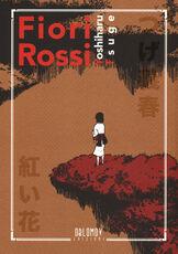 Libro Fiori rossi Yoshiharu Tsuge