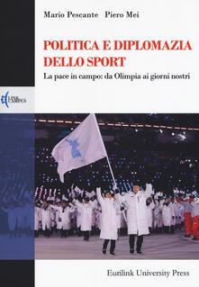 Antondemarirreguera.es Politica e diplomazia dello sport. La pace in campo: da Olimpia ai giorni nostri Image