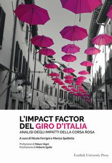 Winniearcher.com L' impact factor del Giro d'Italia. Analisi degli impatti della Corsa Rosa Image