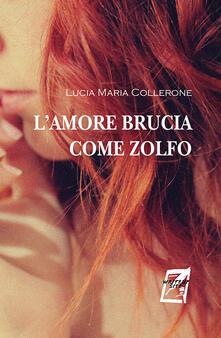 Winniearcher.com L' amore brucia come zolfo Image