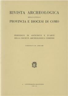 Promoartpalermo.it Rivista archeologica dell'antica provincia e diocesi di Como (166) Image