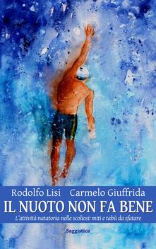 Osteriacasadimare.it Il nuoto non fa bene. L'attività natatoria nelle scoliosi: miti e tabù da sfatare Image