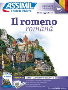 Il romeno. Con CD-Audio. Con 4 CD-Audio.pdf