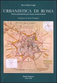 Equilibrifestival.it Urbanistica di Roma. Trenta planimetrie per trenta secoli di storia Image