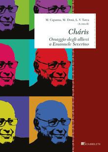 Charis. Omaggio degli allievi a Emanuele Severino - copertina