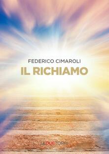 Il richiamo - Federico Cimaroli - copertina