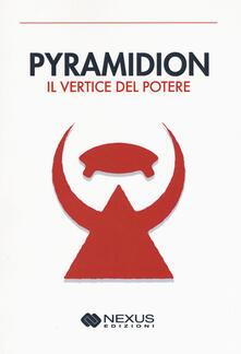 Ristorantezintonio.it Pyramidion. Il vertice del potere Image