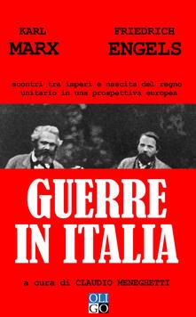 Steamcon.it Guerre in Italia. Scontri tra imperi e nascita del regno unitario in una prospettiva europea Image