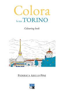 Promoartpalermo.it Colora la tua Torino. Colouring book Image