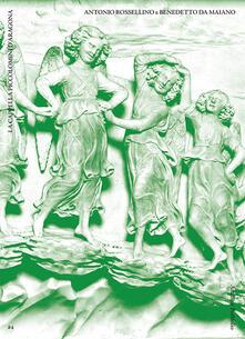 Promoartpalermo.it Antonio Rossellino e Benedetto da Maiano. La cappella Piccolomini D'Aragona. Ediz. illustrata Image