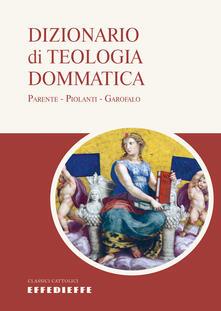 Listadelpopolo.it Dizionario di teologia dommatica Image