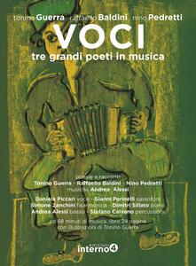 3tsportingclub.it Voci. Tre grandi poeti in musica. Con CD Audio Image