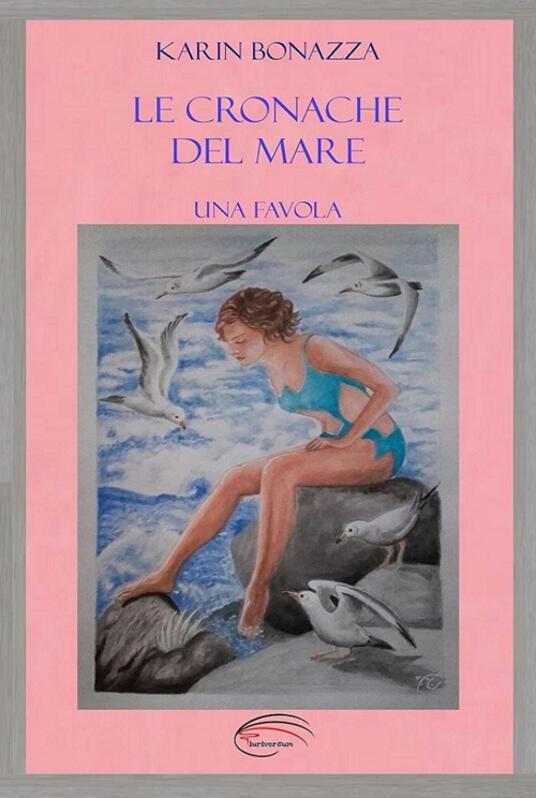 Le cronache del mare - Karin Bonazza - copertina