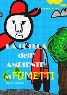 Antondemarirreguera.es La tutela dell'ambiente a fumetti Image