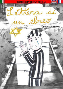 Equilibrifestival.it Lettera di un ebreo. Ediz. italiana, inglese e francese Image