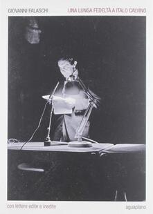 Nicocaradonna.it Una lunga fedeltà a Italo Calvino. Con lettere edite e inedite Image