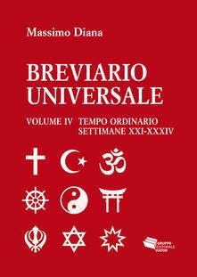 Breviario universale. Vol. 4: Tempo ordinario settimane XXI-XXXIV..pdf