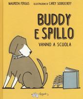 Copertina  Buddy e Spillo vanno a scuola