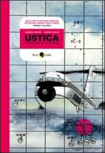 Ustica. Scenari di guerra - Leonora Sartori,Andrea Vivaldo - copertina