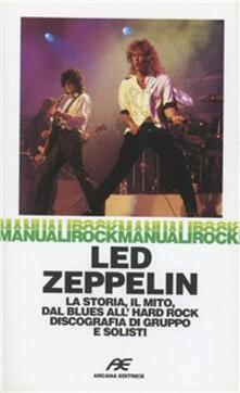 Promoartpalermo.it Led Zeppelin. La storia, il mito Image