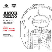 Parcoarenas.it Amor morto. Concerto mistico. Con CD-Audio Image