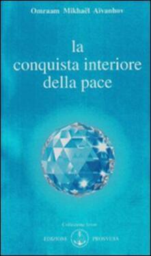 Nicocaradonna.it La conquista interiore della pace Image