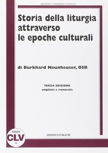 Osteriamondodoroverona.it Storia della liturgia attraverso le epoche culturali Image