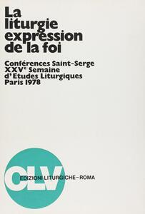 Liturgie expression de la foi (Parigi, 1979)