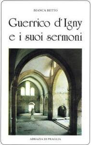Guerrico d'Igny e i suoi sermoni