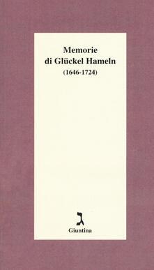 Radiospeed.it Memorie di Glückel Hameln (1646-1724) Image