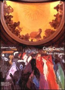Carlo Contini. Rosso d'Arborea. Catalogo della mostra