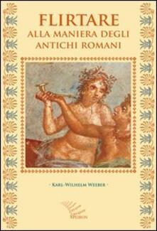 Antondemarirreguera.es Flirtare alla maniera degli antichi romani Image