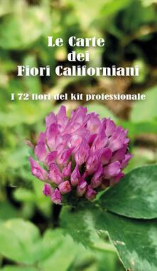 Premioquesti.it Le carte dei fiori californiani. I 72 fiori del kit professionale Image