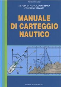 Manuale di carteggio nautico