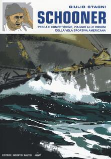 Nicocaradonna.it Schooner. Pesca e competizione, viaggio alle origini della vela sportiva americana Image