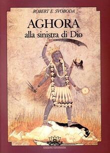 Camfeed.it Aghora. Vol. 1: Alla sinistra di dio. Image