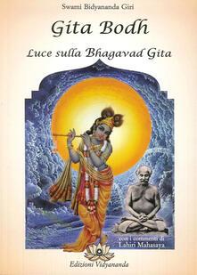 Librisulladiversita.it Gita Bodh. Luce sulla Bhagavad Gita Image