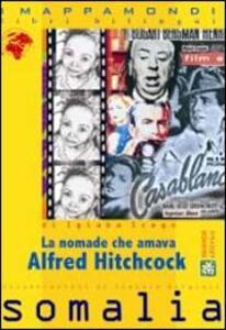 La nomade che amava Alfred Hitchcock - Igiaba Scego - copertina
