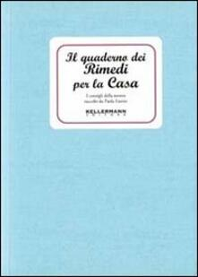 Lpgcsostenible.es Il quaderno dei rimedi per la casa. I consigli della nonna Image